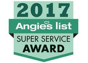 Angie's List Super Service Award Bluegrass Moving Concierge